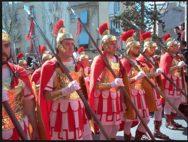 Armats Setmana Santa Tarragona