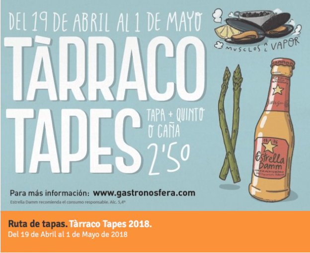 Cartell Tàrraco Tapes